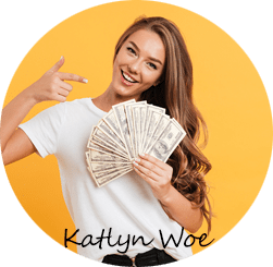 Image of payday lender girl
